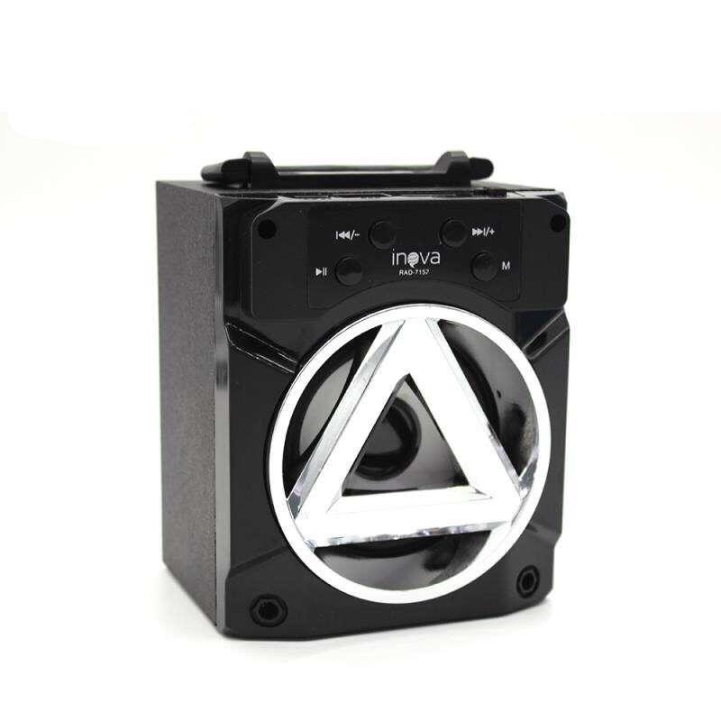 Caixa de som Bluetooth Portátil Inova RAD-7152