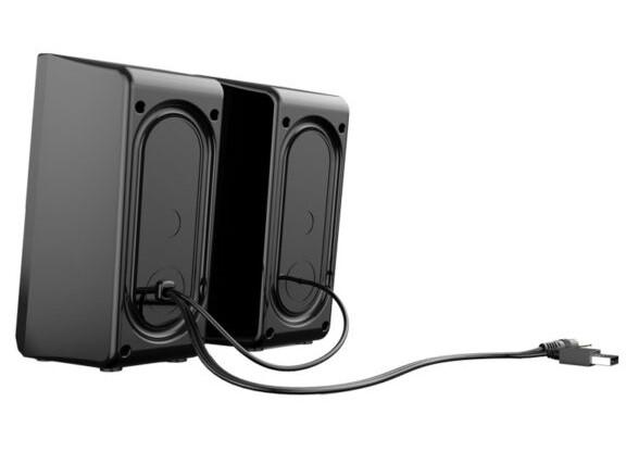 Caixa de Som GT-S3 - RGB Gamer USB - Lehmox