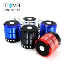 Caixa de Som Pequena Inova RAD-B5312
