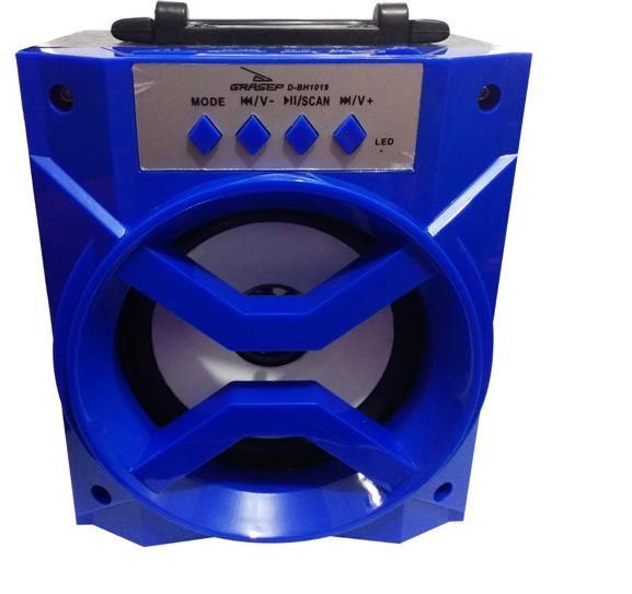 Caixa Som Bluetooth Portátil Grasep D-BH1019