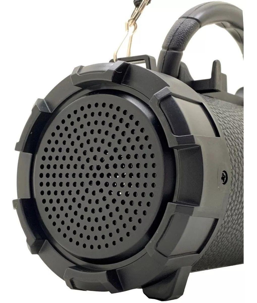 Caixa Som Grasep D-P13 c/ Headset Incluso