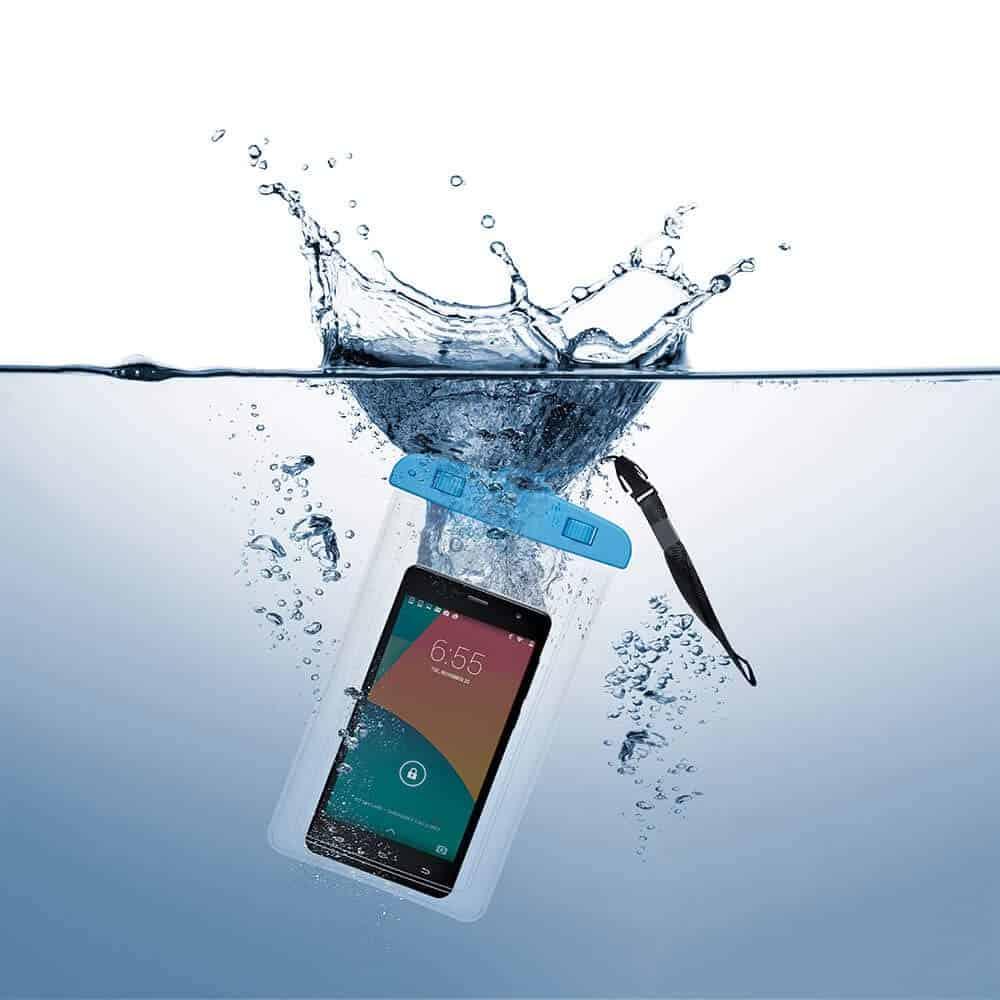 Capa Bolsa Para Celular A Prova D'água