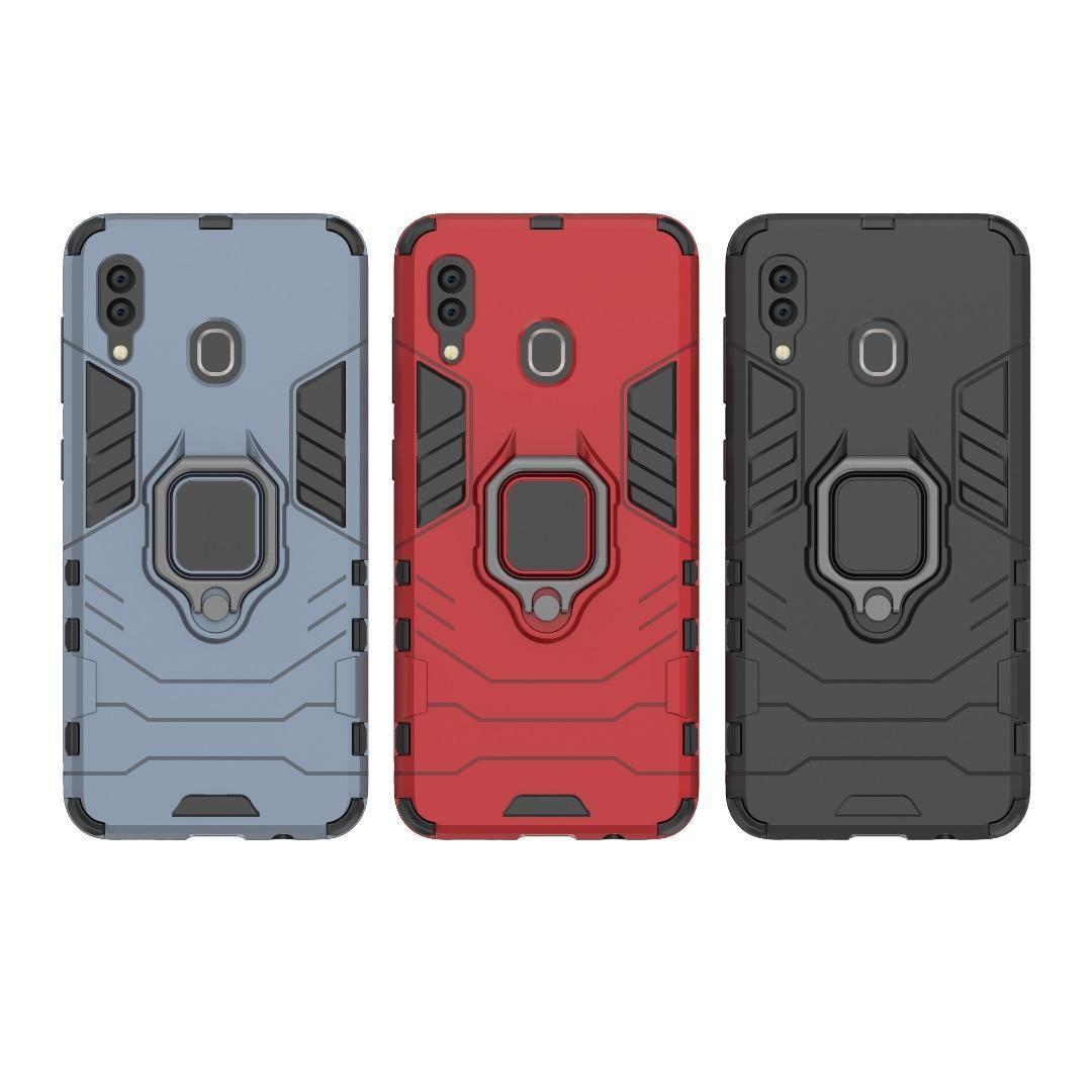 Capa Capinha Armadura C/ Anel Xiaomi Mi 7, Mi 7a, Note 7