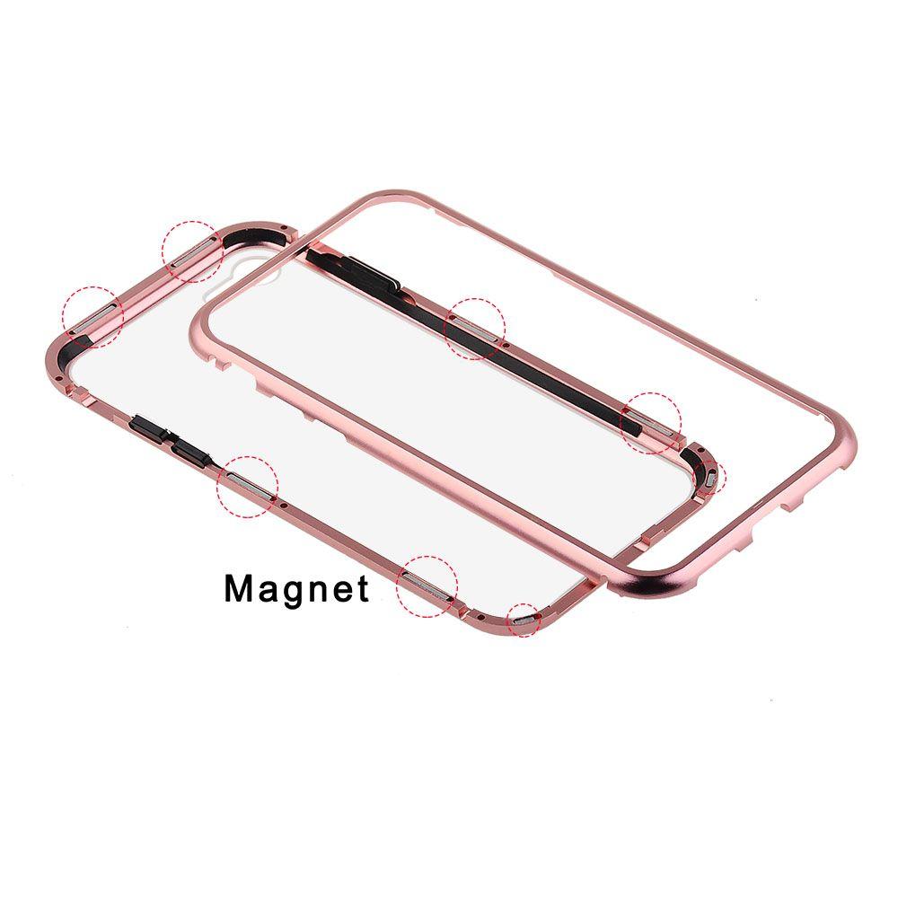 Capa Capinha Case Magnética Luxo Xiaomi Note 8