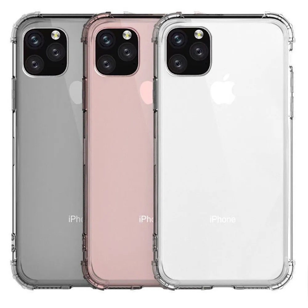 Capa Capinha iPhone Anti Impacto 6 7 8 plus Xs Xr 10 11 12 Pro