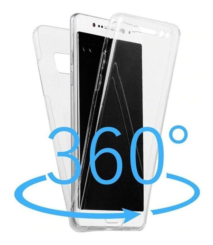 Capa Capinha Motorola G6 360° Frente Verso