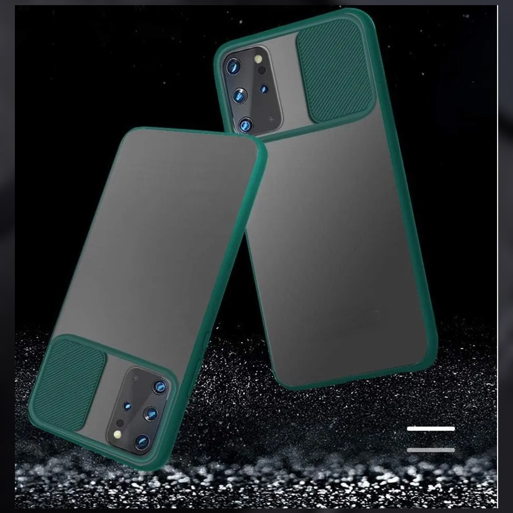 Capa Capinha Slide Proteção Câmera Samsung A20s A30s A50s