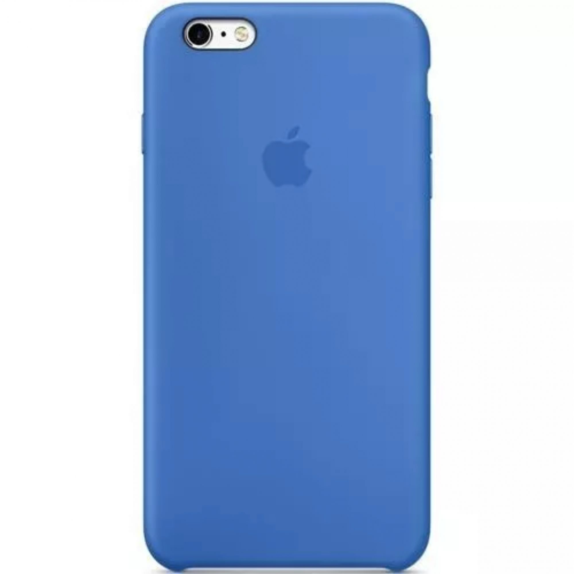 Capa Original Case Capinha Silicone Iphone 6 6s 7 7 Plus 8 X