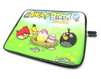 Capa Para Notebook Estampada 10 Angry Birds