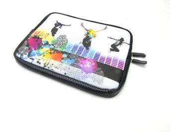 Capa Para Notebook, GPS Estampada 7 Dance