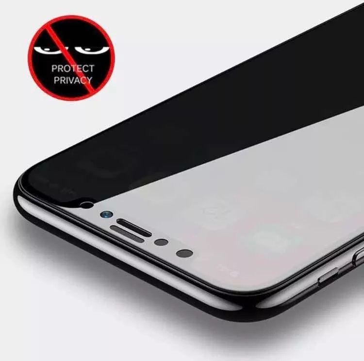 Capinha Anti-Shock + Película 5D Privacidade Iphone 11, Pro, Pro Max