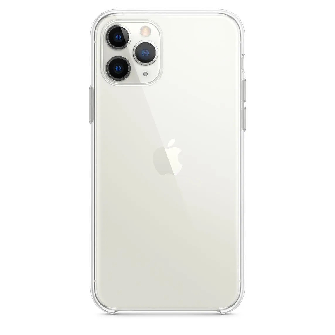 Capinha Anti-Shock + Película 5D Vidro Iphone 11, Pro, Pro Max
