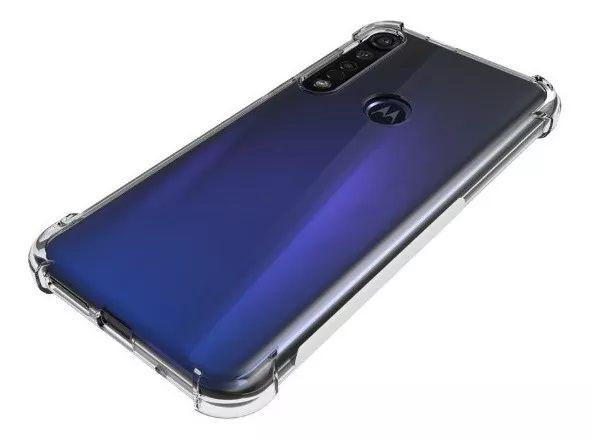 Capinha Anti-Shock Transparente Motorola G5 G6 G7 POWER G6 G7 PLUS, G8 PLAY