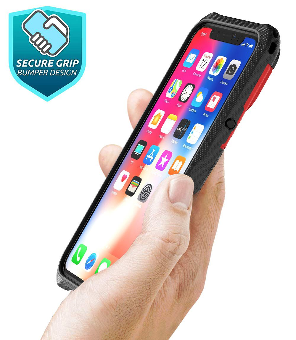 Capinha Armadura AntiShock Colorida + Película 5D Iphone 11, 11 Pro, 11 Pro Max