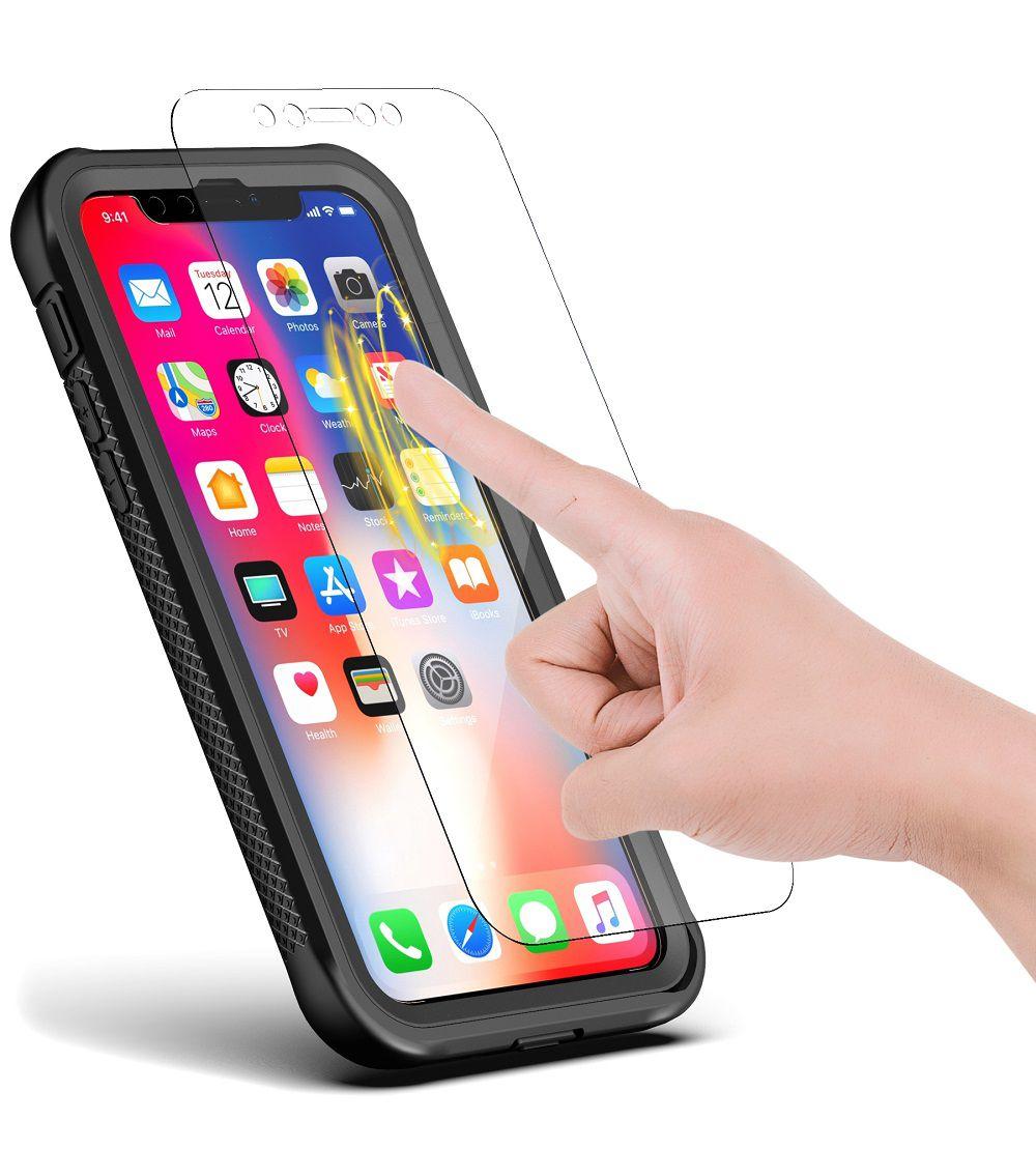 Capinha Armadura TPU Proteção 360 iPhone 6 7 8 Plus, X XS XR XS Max, 11, 11 Pro, 11 Pro Max