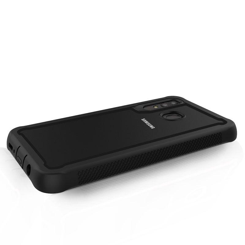 Capinha Armadura TPU Proteção 360 Samsung A50 A60 A70