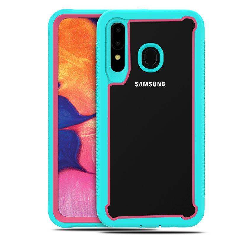Capinha Armadura TPU Proteção Traseira Samsung A10 A20/A30 A40