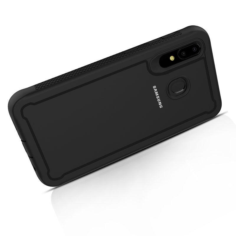 Capinha Armadura TPU Proteção Traseira Samsung A50 A60 A70