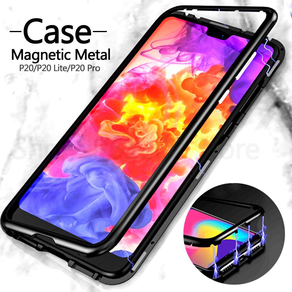 Capinha Case Magnética C/ Vidro Traseiro Diversos Modelos