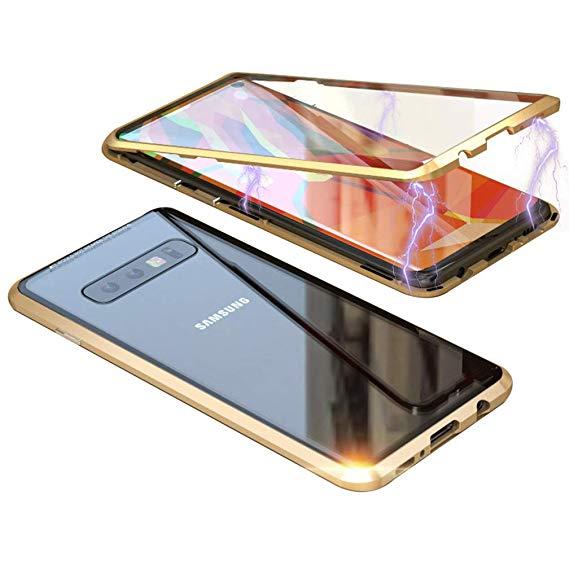 Capinha Case Magnética Luxo Samsung J4 J6 J8, J4 J6 Plus