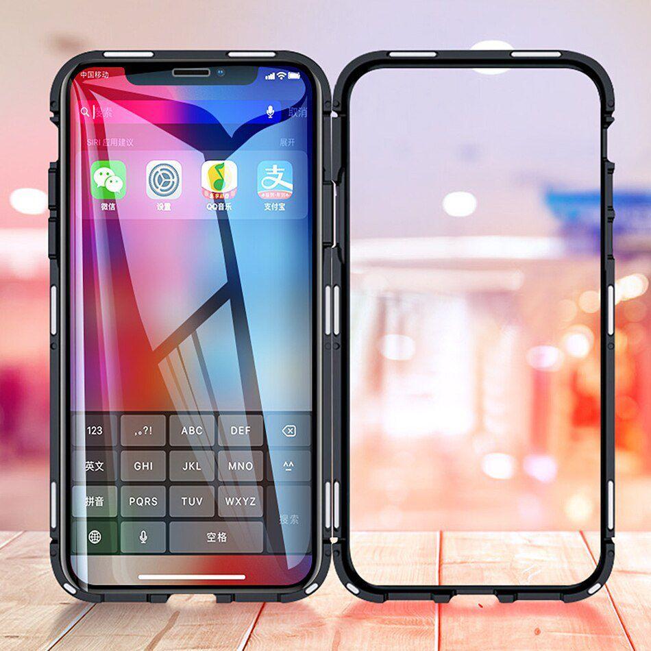 Capinha Case Magnética Luxo Premium Samsung M10 M20 M30