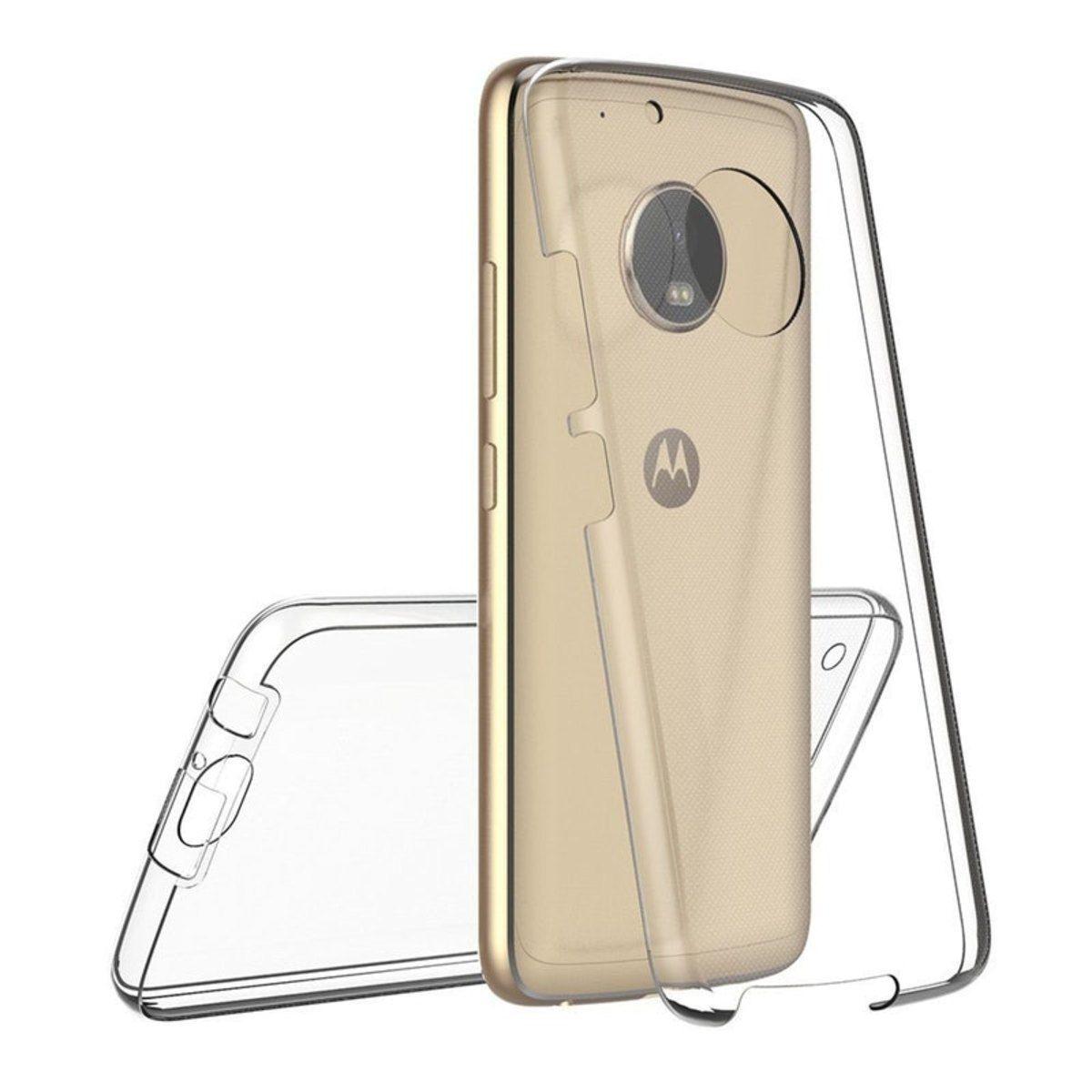 Capinha Motorola G1 G2 G3 G4 G5 G5S PLUS G6 G7 360° Frente Verso
