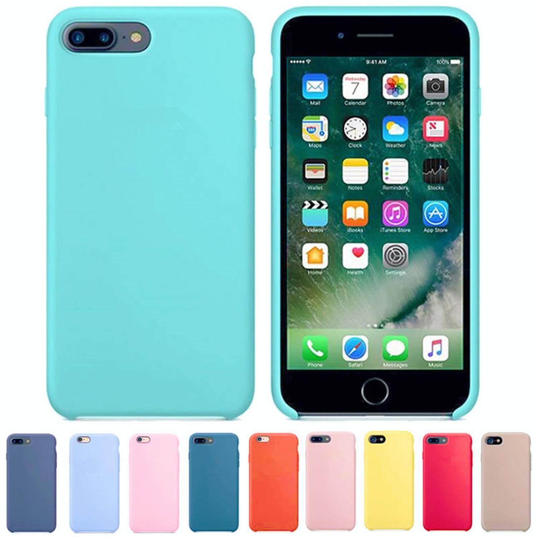 Capinha Original Iphone Coloridas