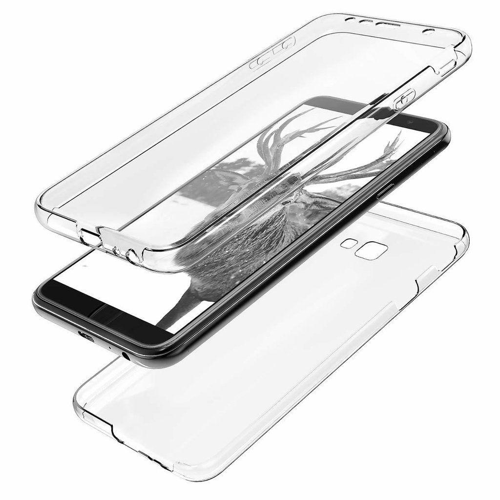 Capinha Samsung Galaxy A10 A20 A30 A40 A50 360° Frente Verso