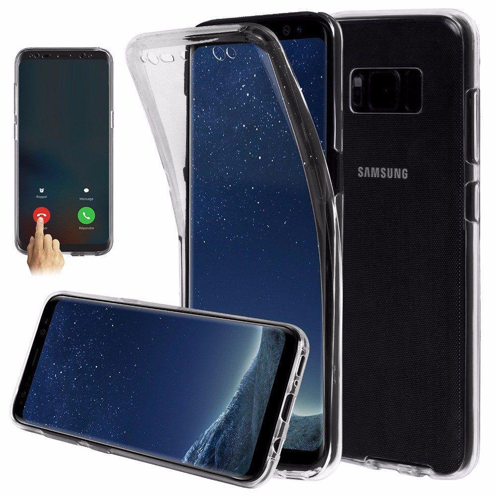 Capinha Samsung Galaxy J1 J2 J3 J5 Prime J6 J7 Neo J8 360° Frente Verso