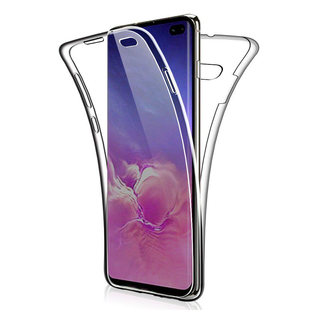 Capinha Samsung Galaxy S3 S6 S7 Edge S8 S9 Plus 360° Frente Verso