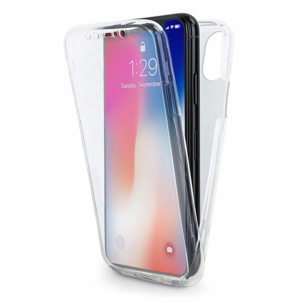 Capinha Xiaomi Redmi Note 7, Note 8 360° Frente Verso