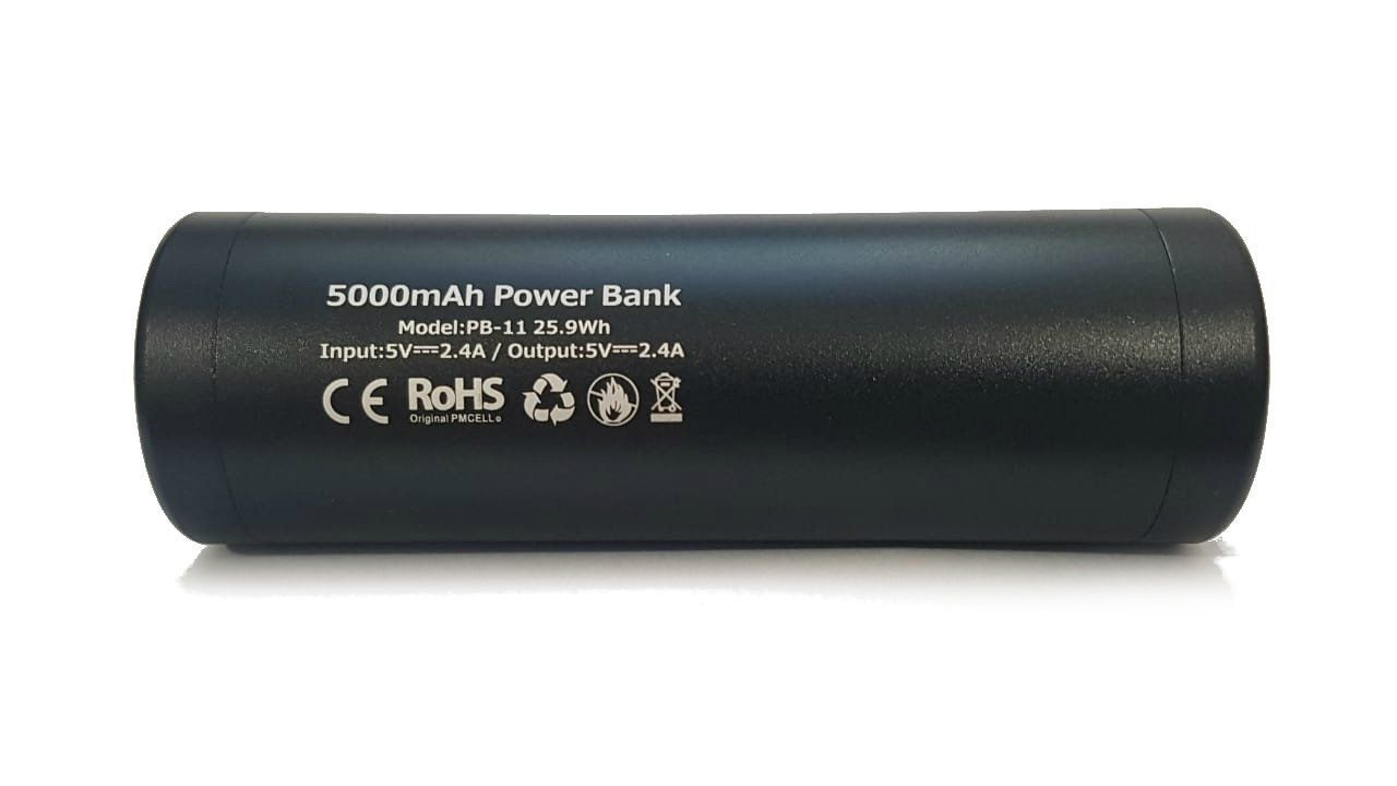 Carregador Portátil Power Bank PMCELL 5000mah PB12