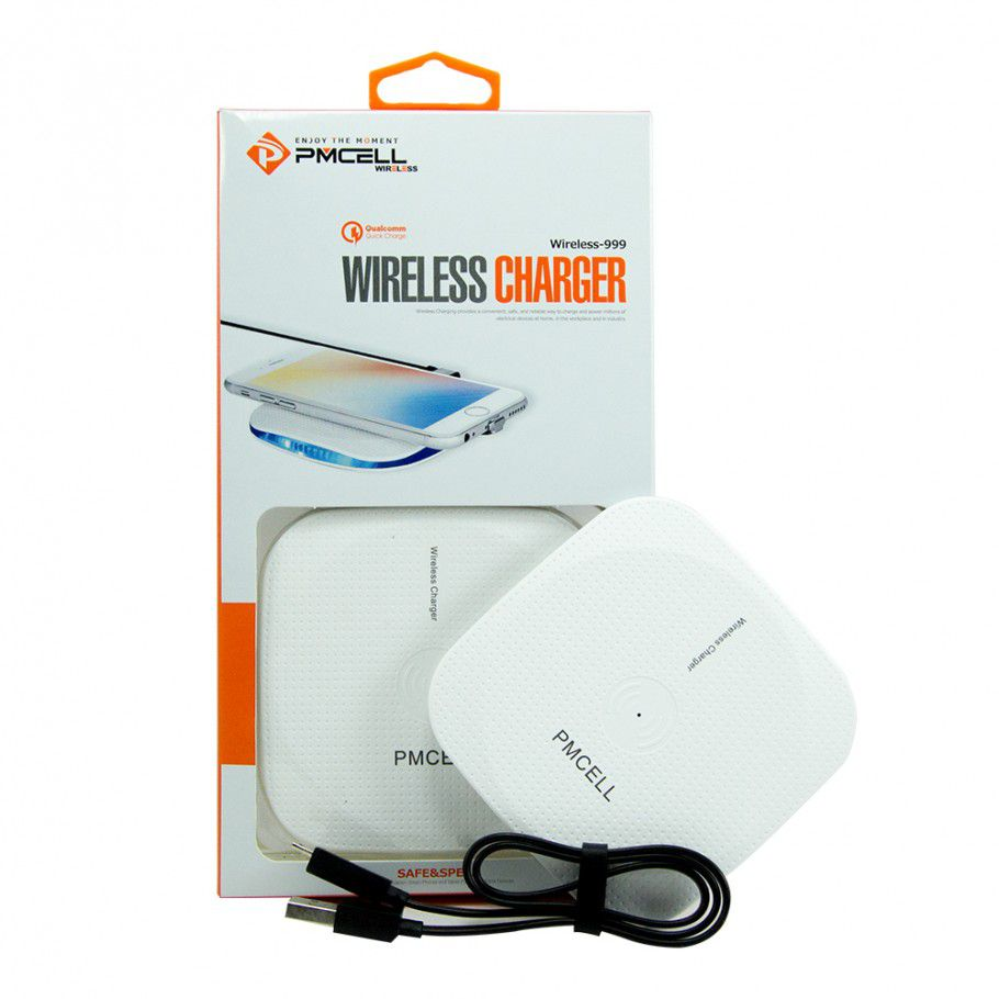 CARREGADOR WIRELESS PMCELL WIRELESS999 WR11