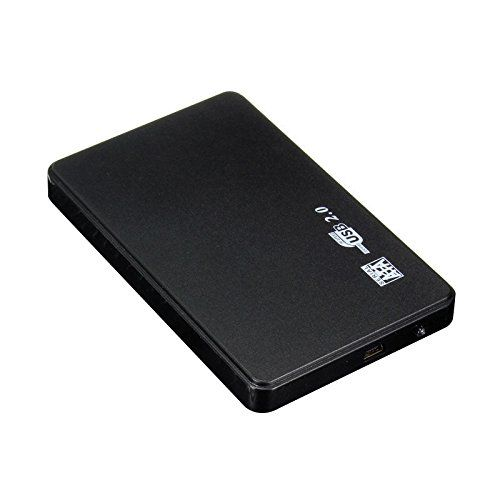 Case Externo 2,5 SATA USB p/ SSD HD Notebook