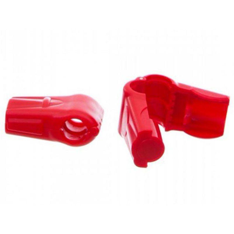 Chave e Trava Magnética P/ Canaletado Stop Lock