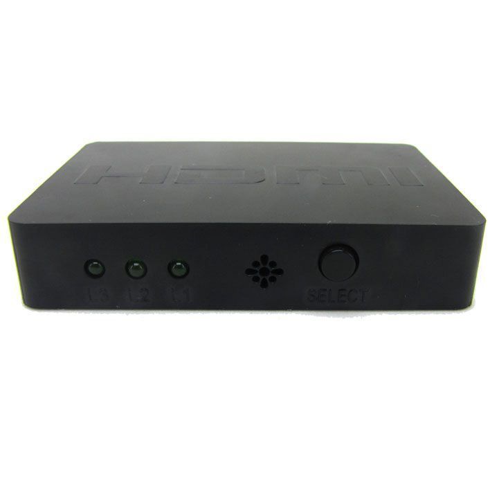 Chaveador Switch HDMI 3x1 Oletech