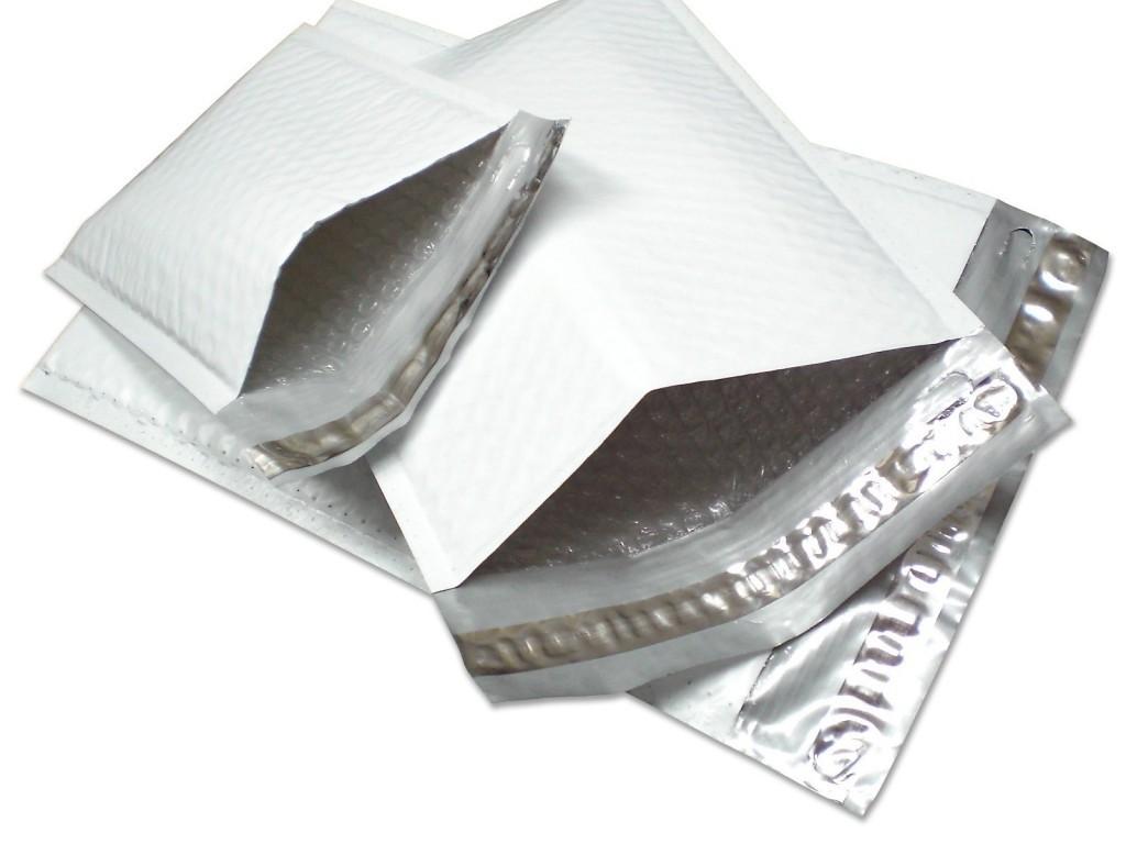 Envelope Plástico Segurança Lacre Tipo Sedex COM BOLHAS 26X36 (50 Unidades)