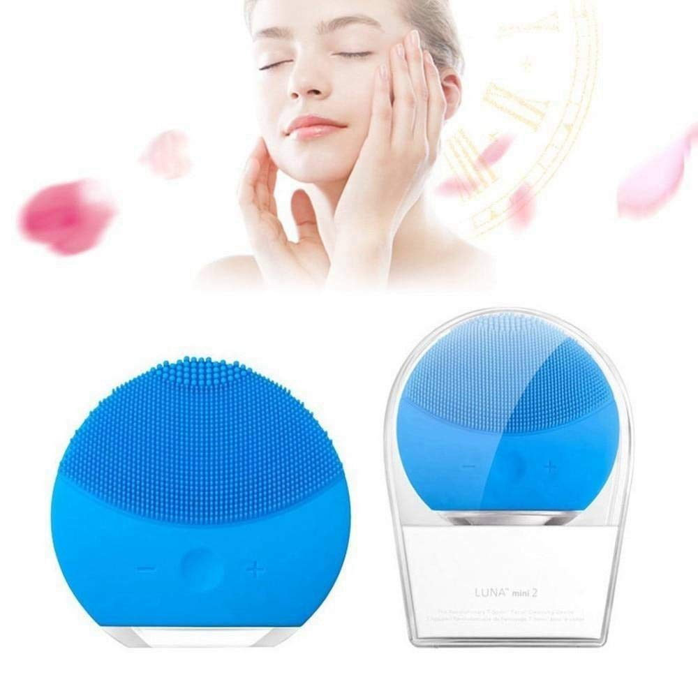 Esponja De Limpeza Facial Elétrica Forever