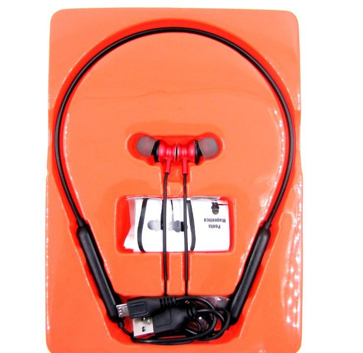 Fone Bluetooth c/ Microfone NeckBand HS216 - HREBOS