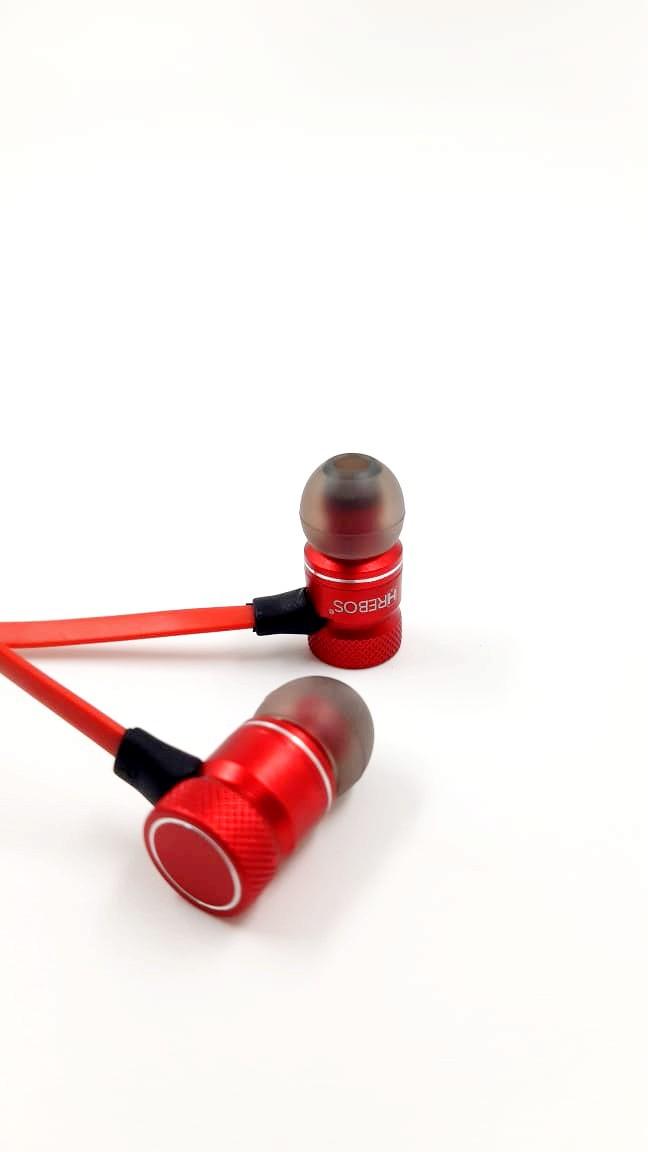 Fone de Ouvido Bluetooh c/ microfone HS201- HREBOS