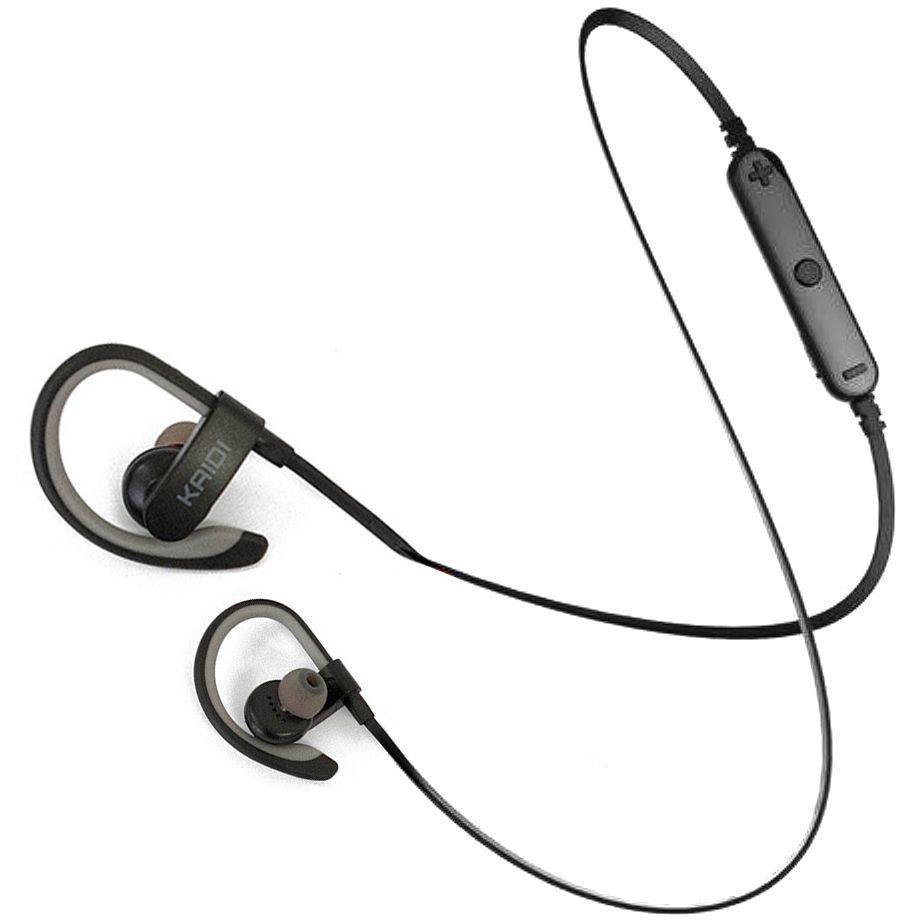 Fone de Ouvido Bluetooth C/ Microfone Sports Kaidi KD907