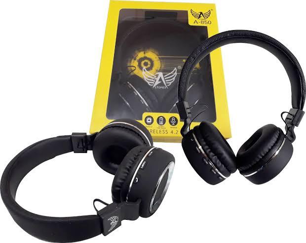 Fone de Ouvido Bluetooth Headphone A-850