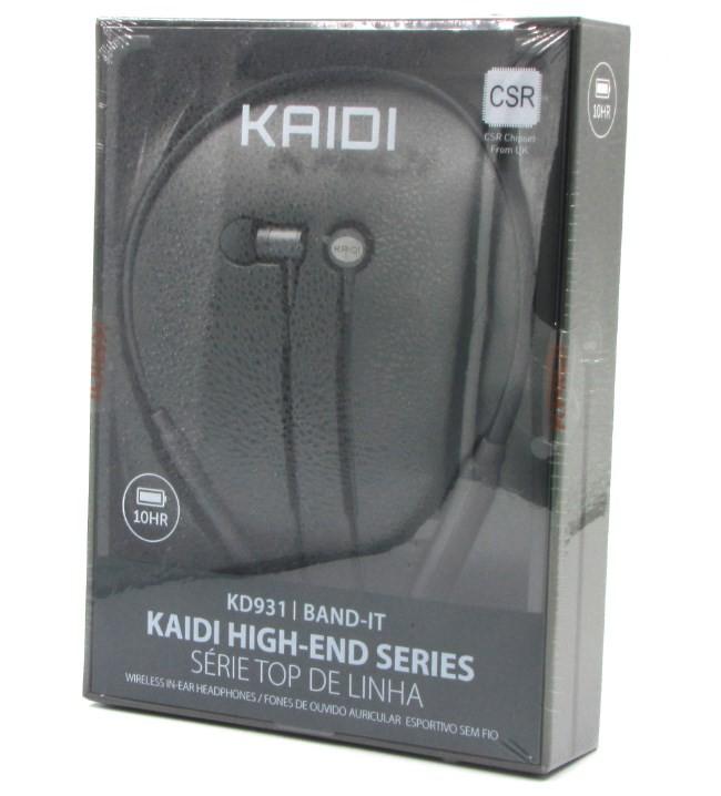 Fone de Ouvido Bluetooth KD931- KAIDI