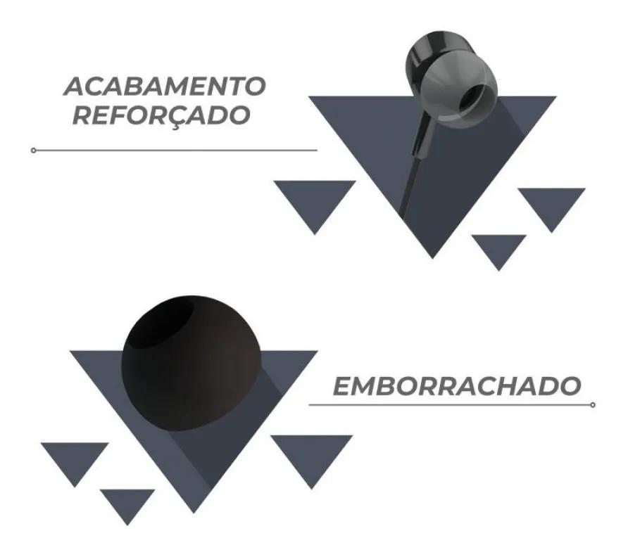 FONE DE OUVIDO POWER PMCELL FO23