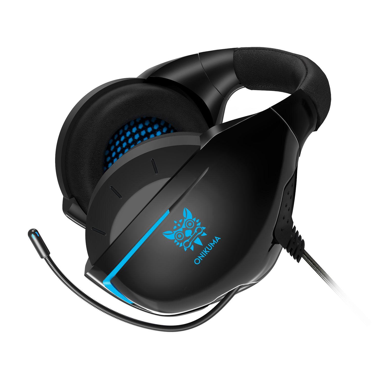 Fone Ouvido Headset Gamer K7 Black Onikuma