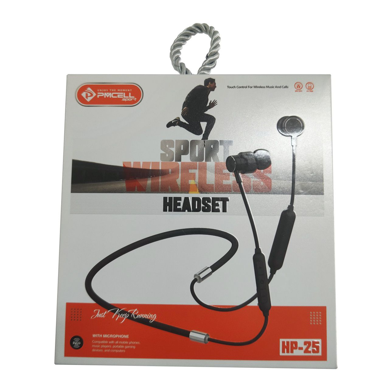 FONE SPORT BLUETOOTH PMCELL HP25