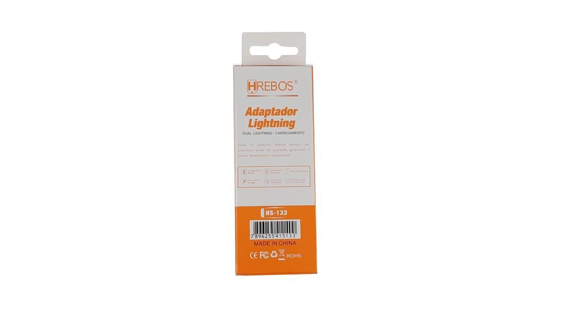 Fone Stereo c/ Microfone - Confortavel HS108 - HREBOS