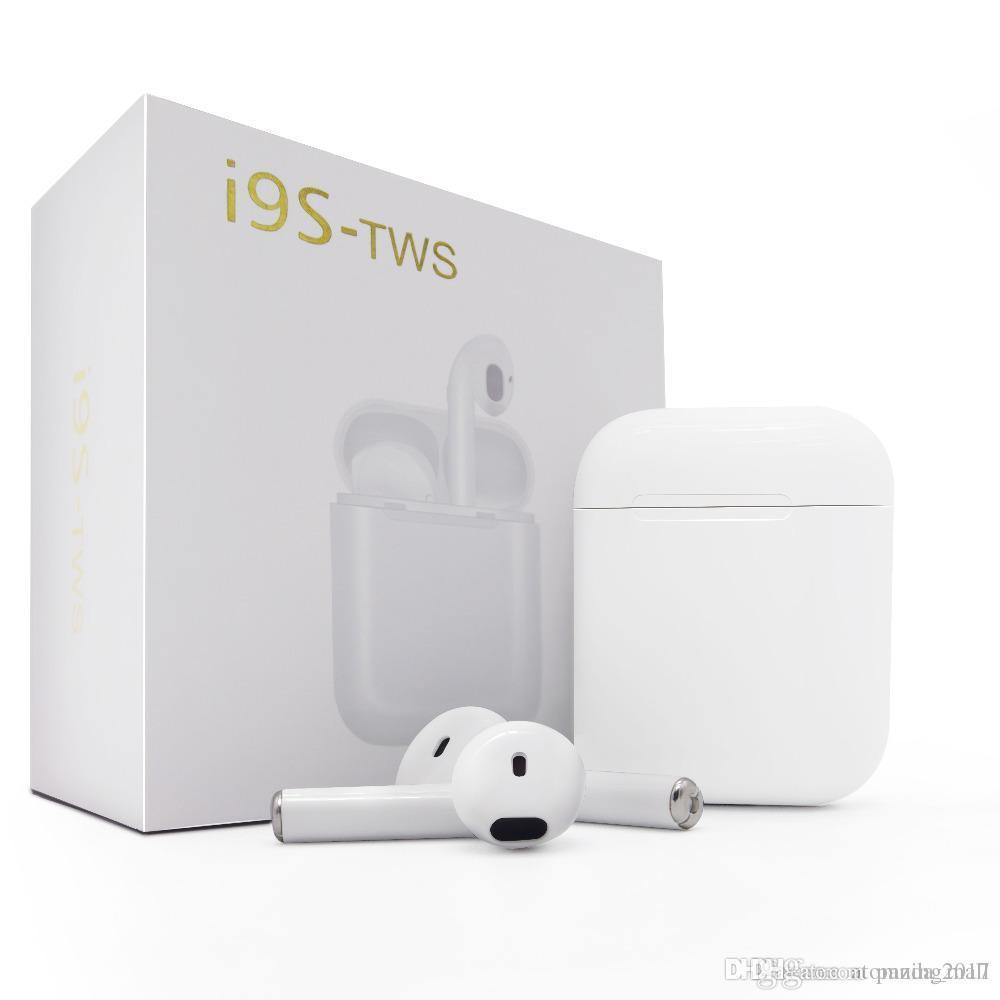 Fones De Ouvido Sem Fio Bluetooth i9s TWS