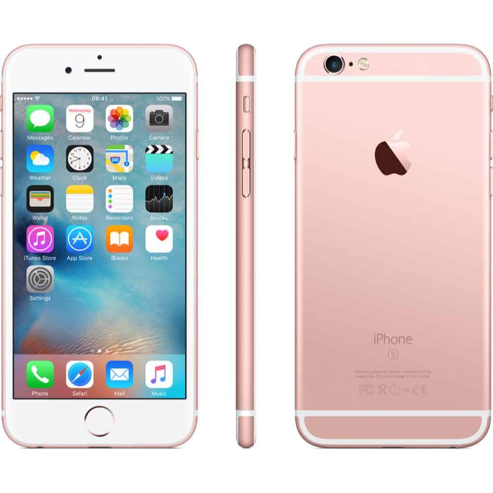 iPhone 6s 128GB ▪️Rose Gold