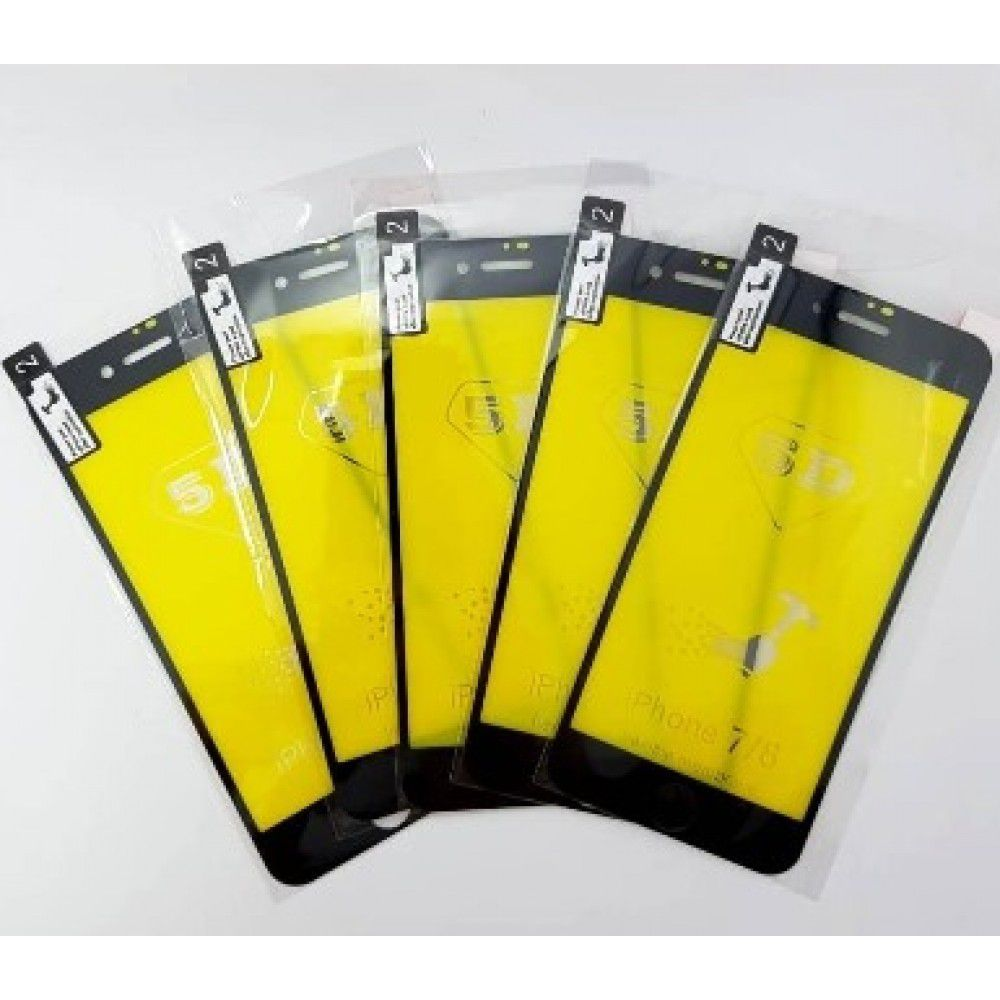 Kit 10 Pelicula 5D Nano Gel Escolha Modelo